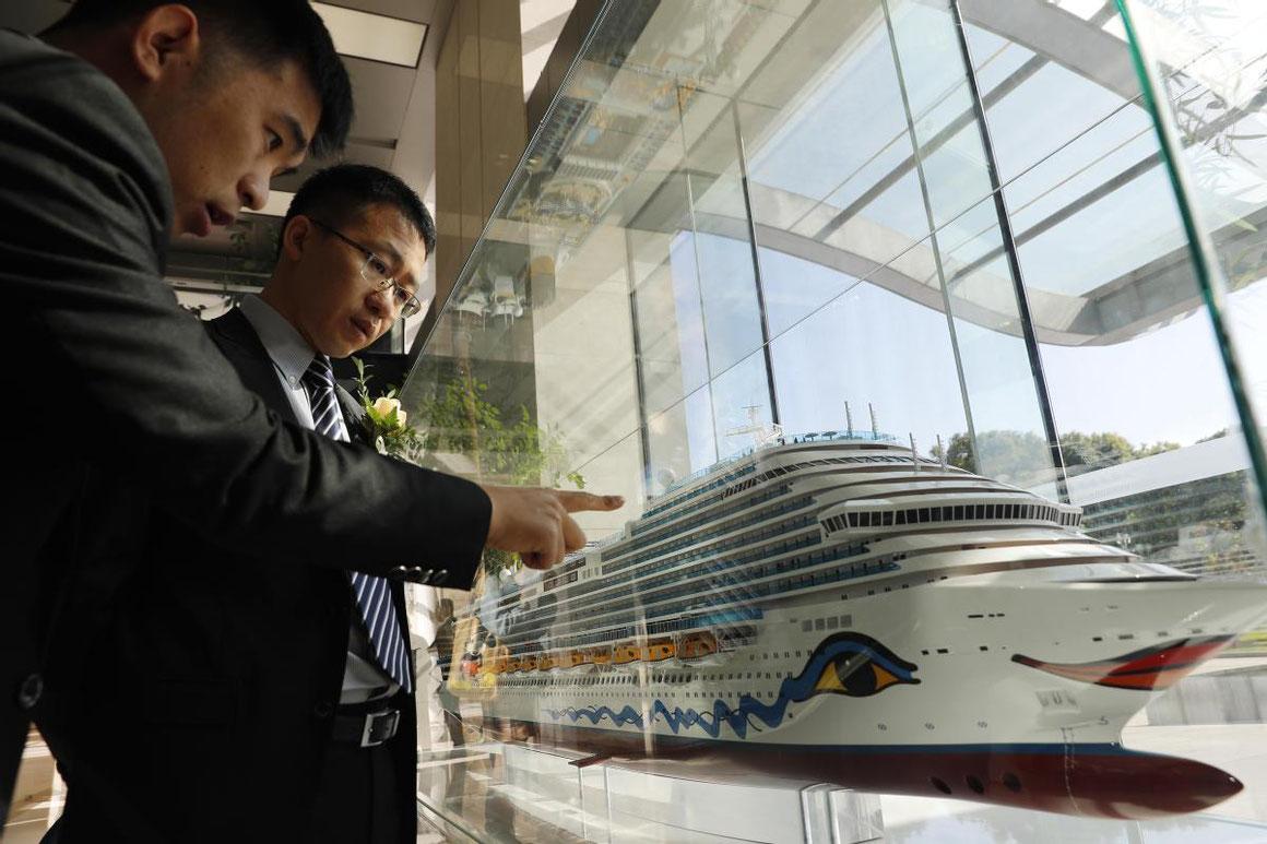 AIDA Cruises Vista Klasse