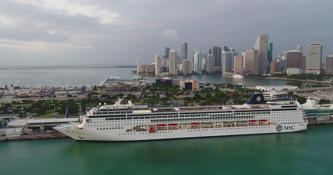 MSC Armonia Miami