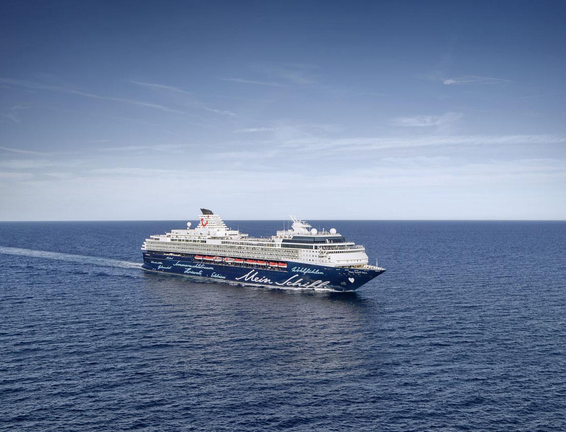 12 tage Auszeit im Mittelmeer | ©TUI Cruises