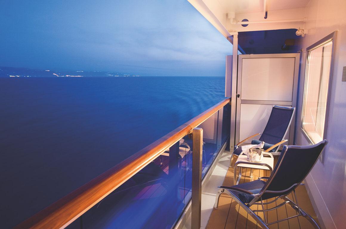 Costa Crociere Balkonkabine
