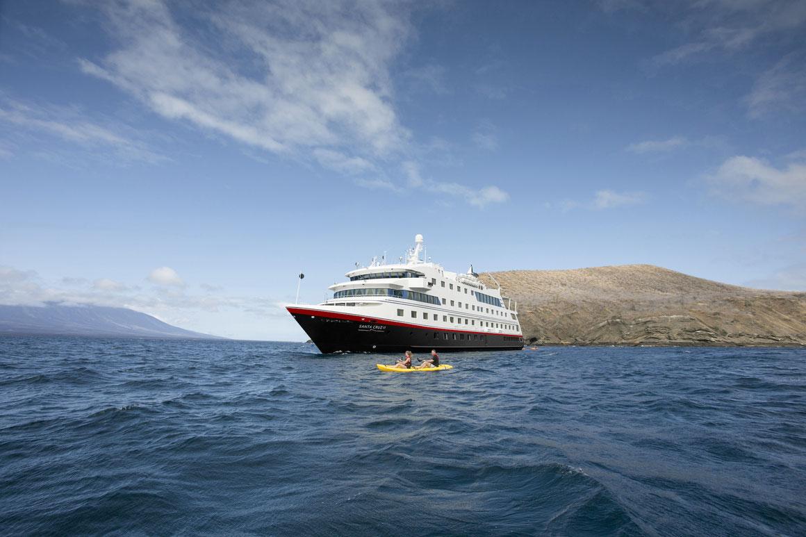 MS Santa Cruz II Hurtigruten