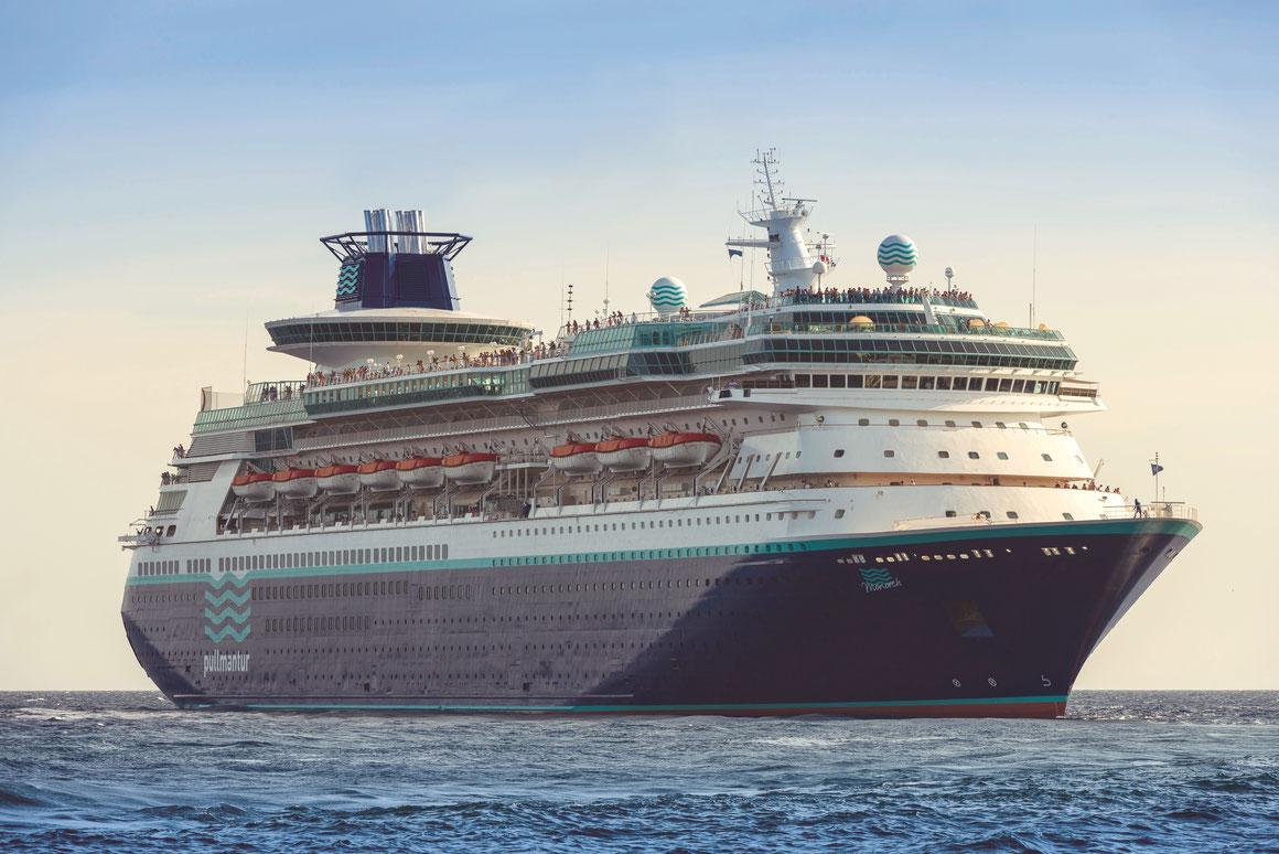 Pullmantur Cruises Monarch