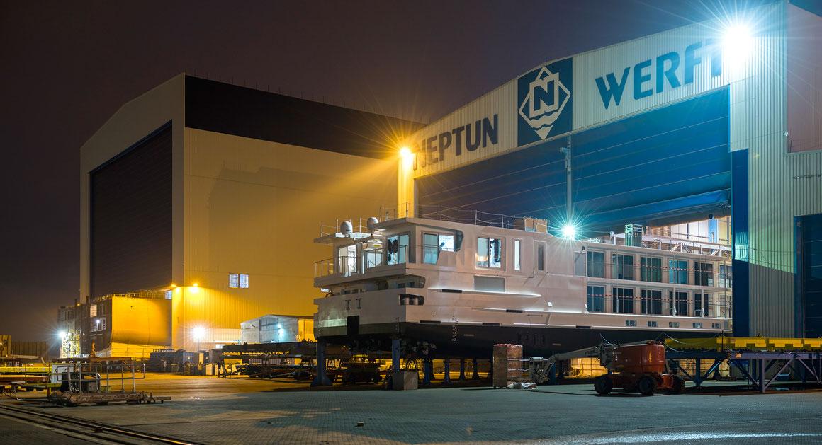 Neptun Werft Rostock