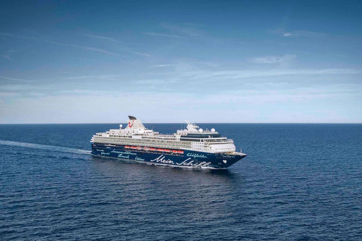 Mein Schiff Herz auf See