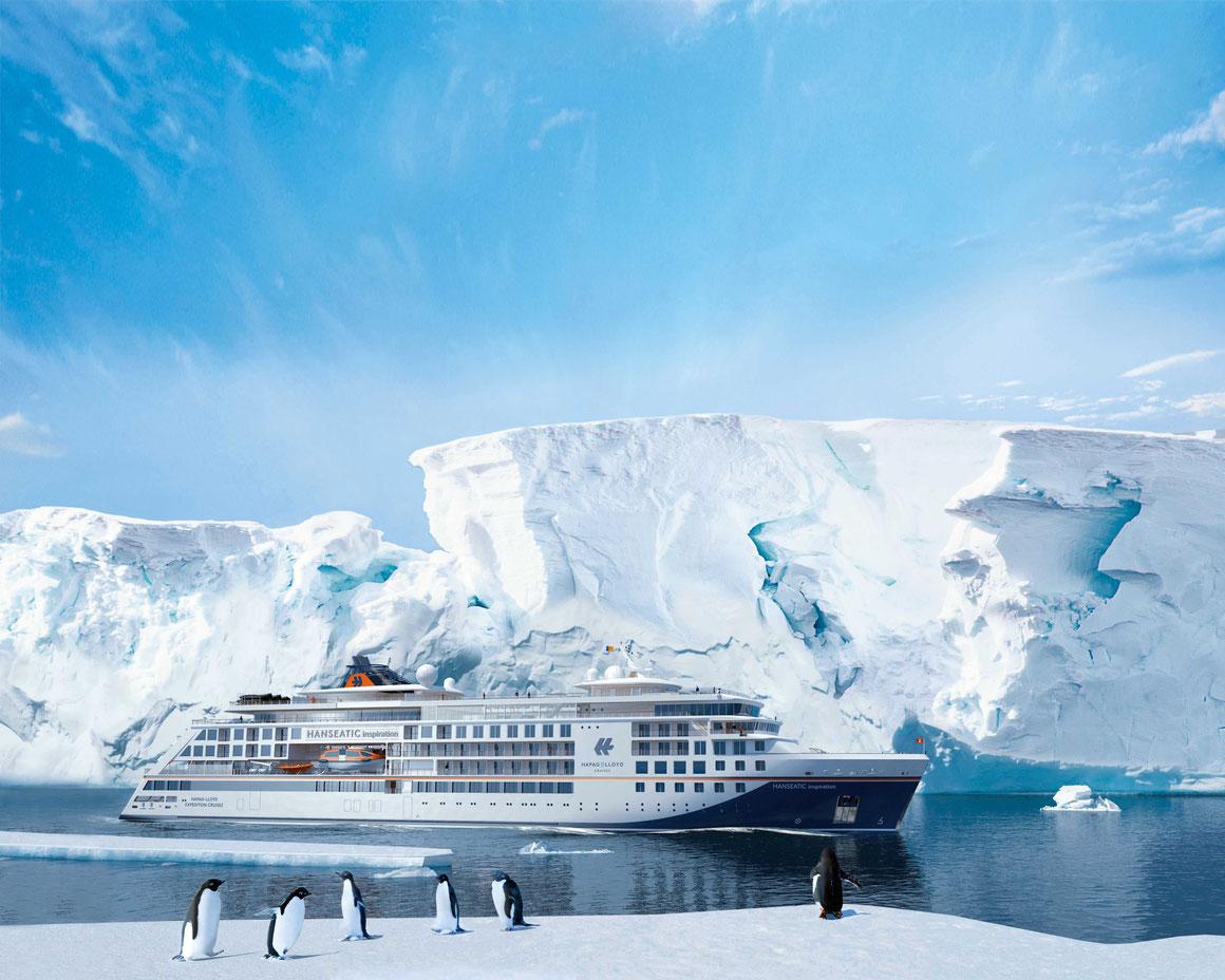 HANSEATIC inspiration Antarktis