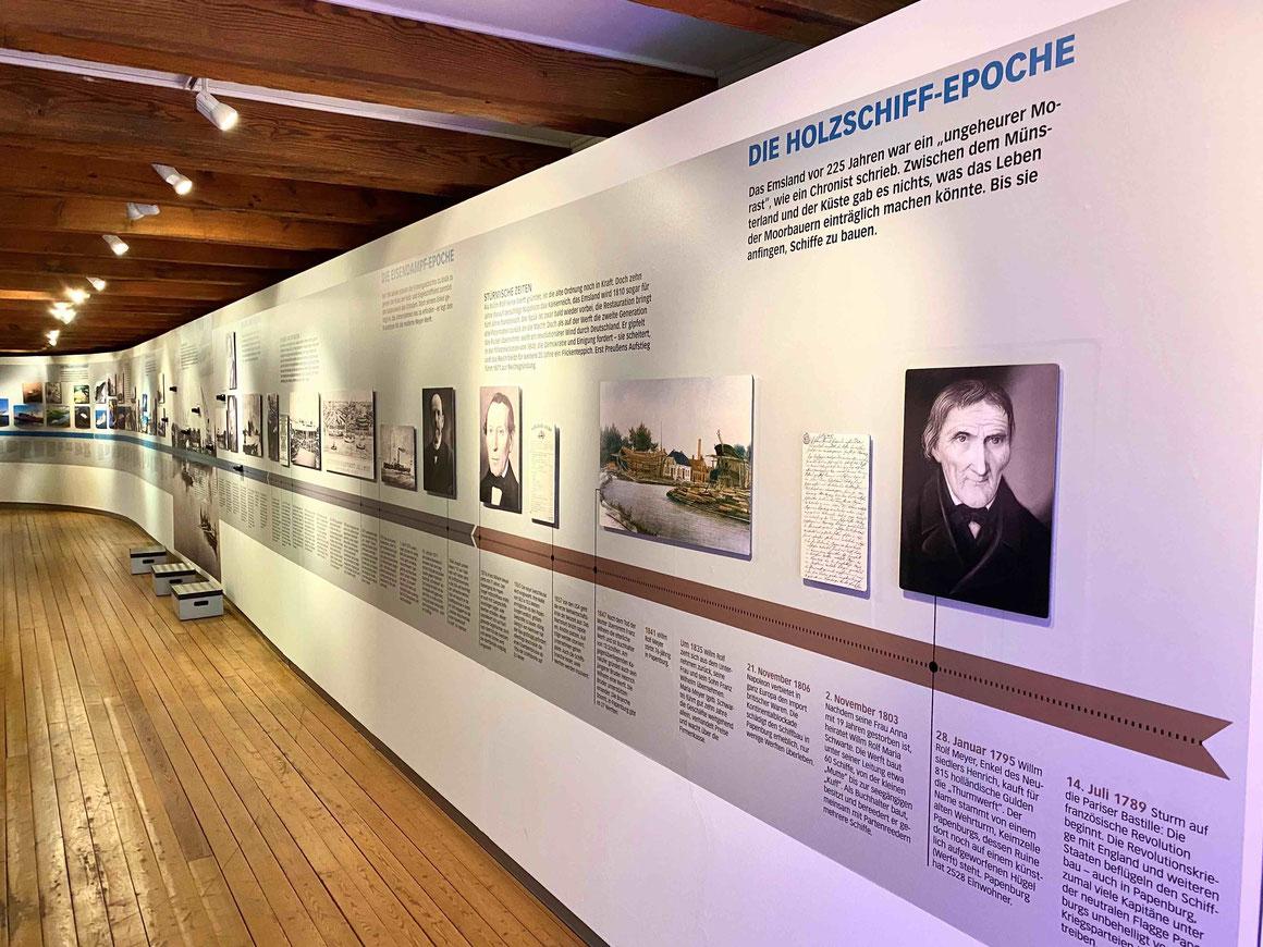 Fotoausstellung Meyer Werft 2020