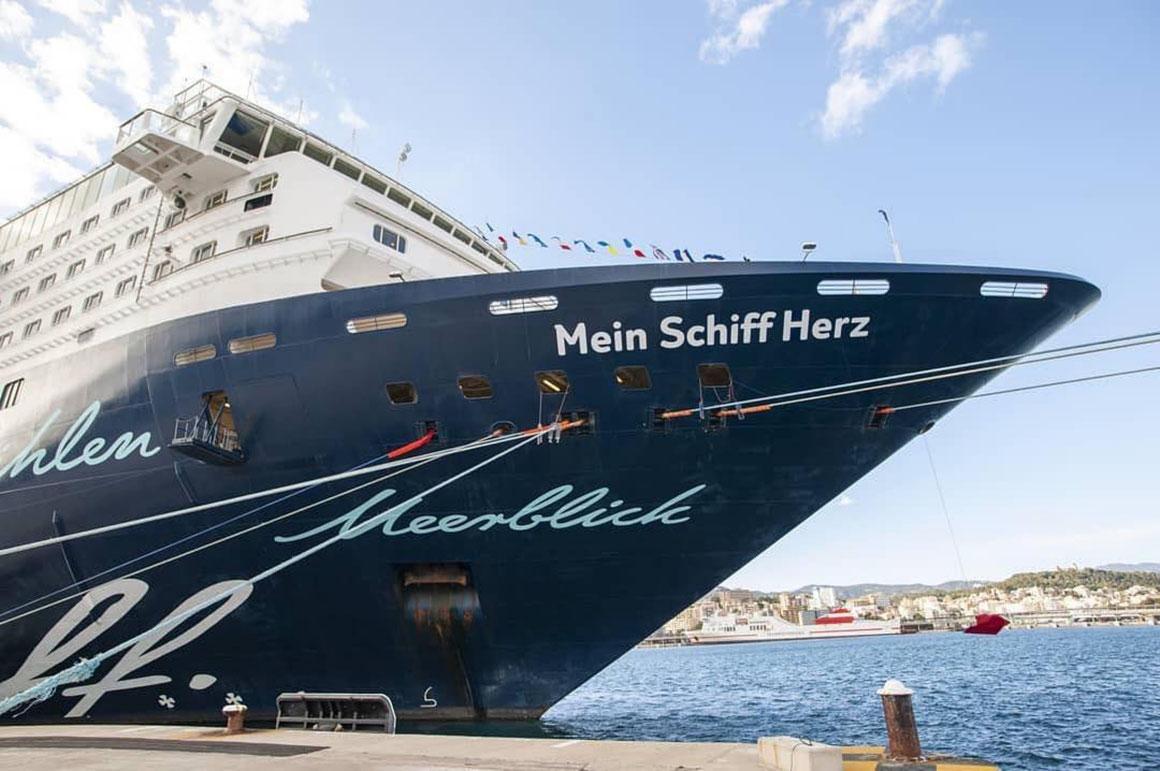 Mein Schiff Herz Werft 2019