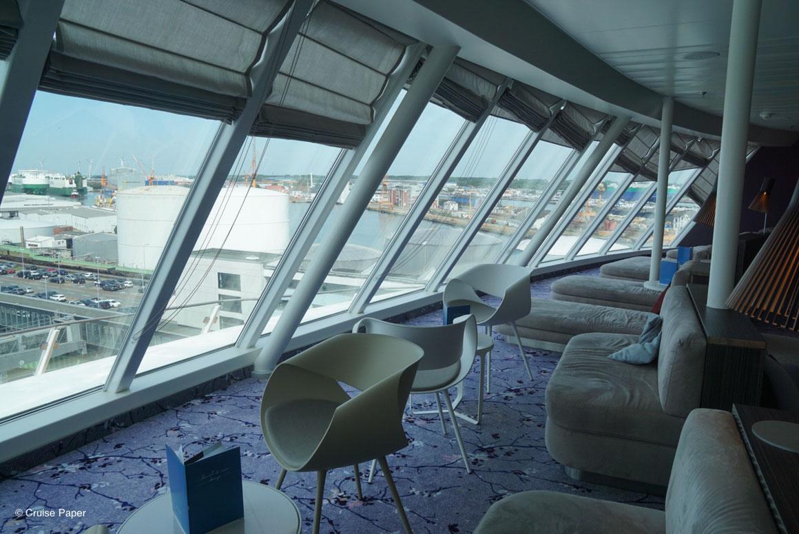 Mein Schiff 3 Himmel und Meer Lounge