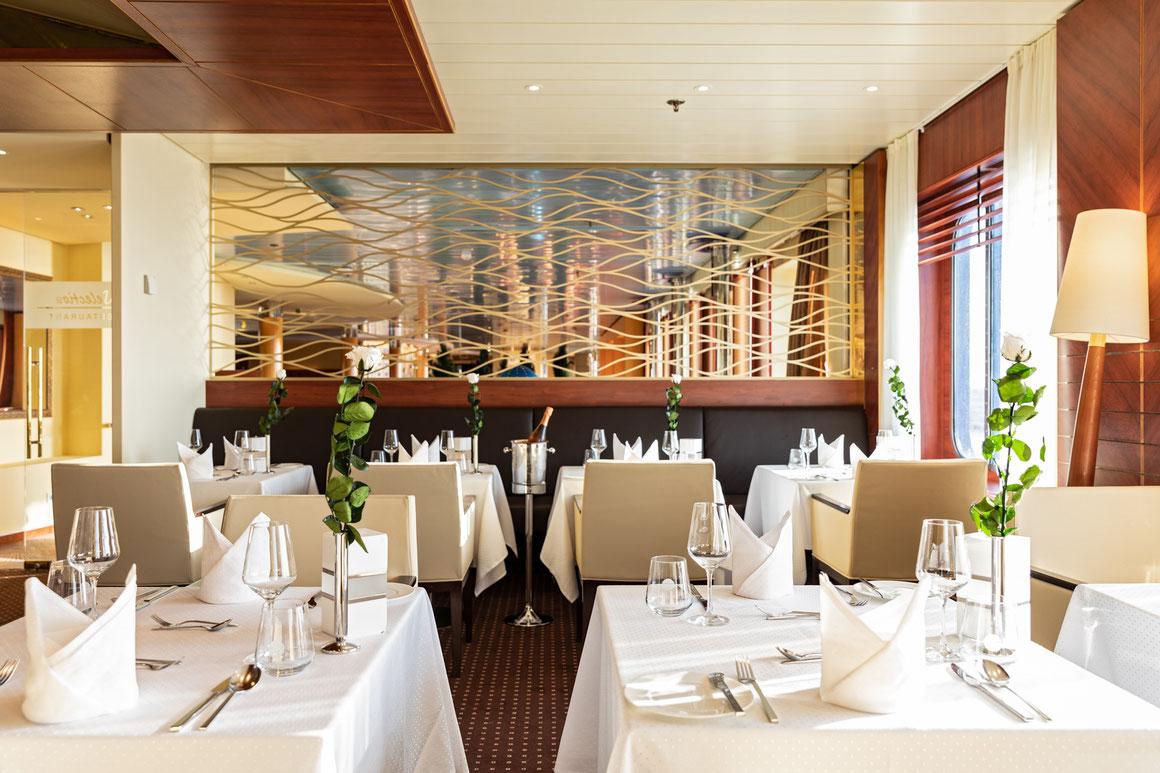AIDAcara Selection-Restaurant