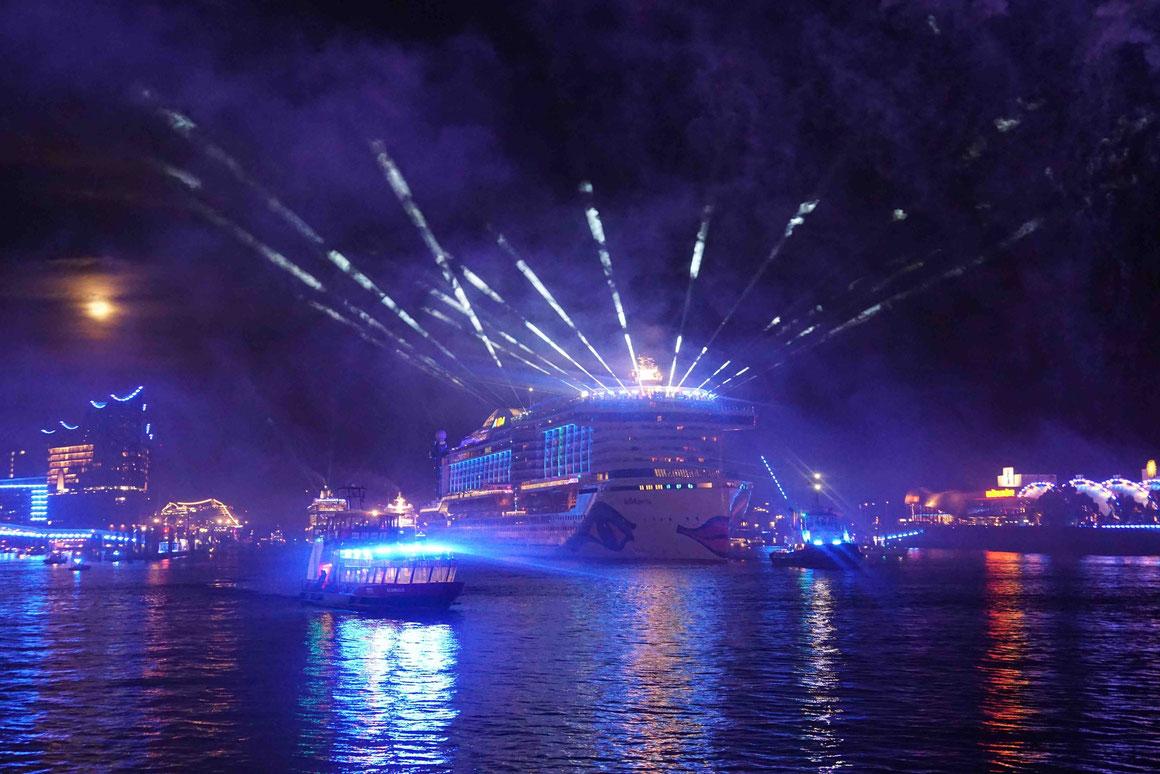 Hamburg Cruise Days Parade