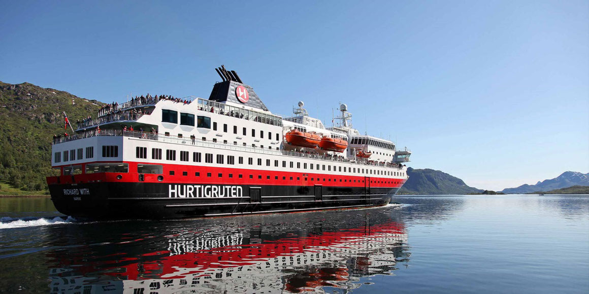 MS Richard With Hurtigruten