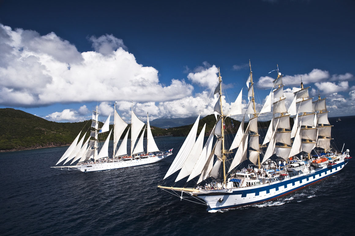 Neue Ziele Star Clippers 2020