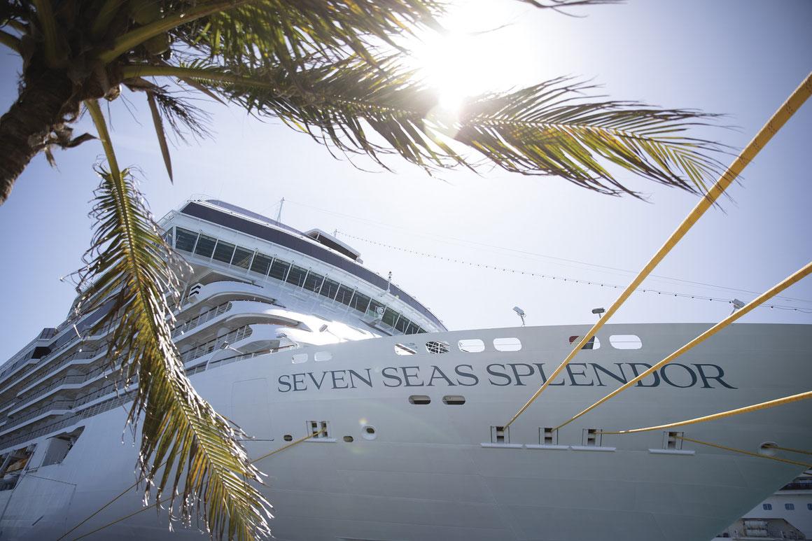 Seven Seas Splendor