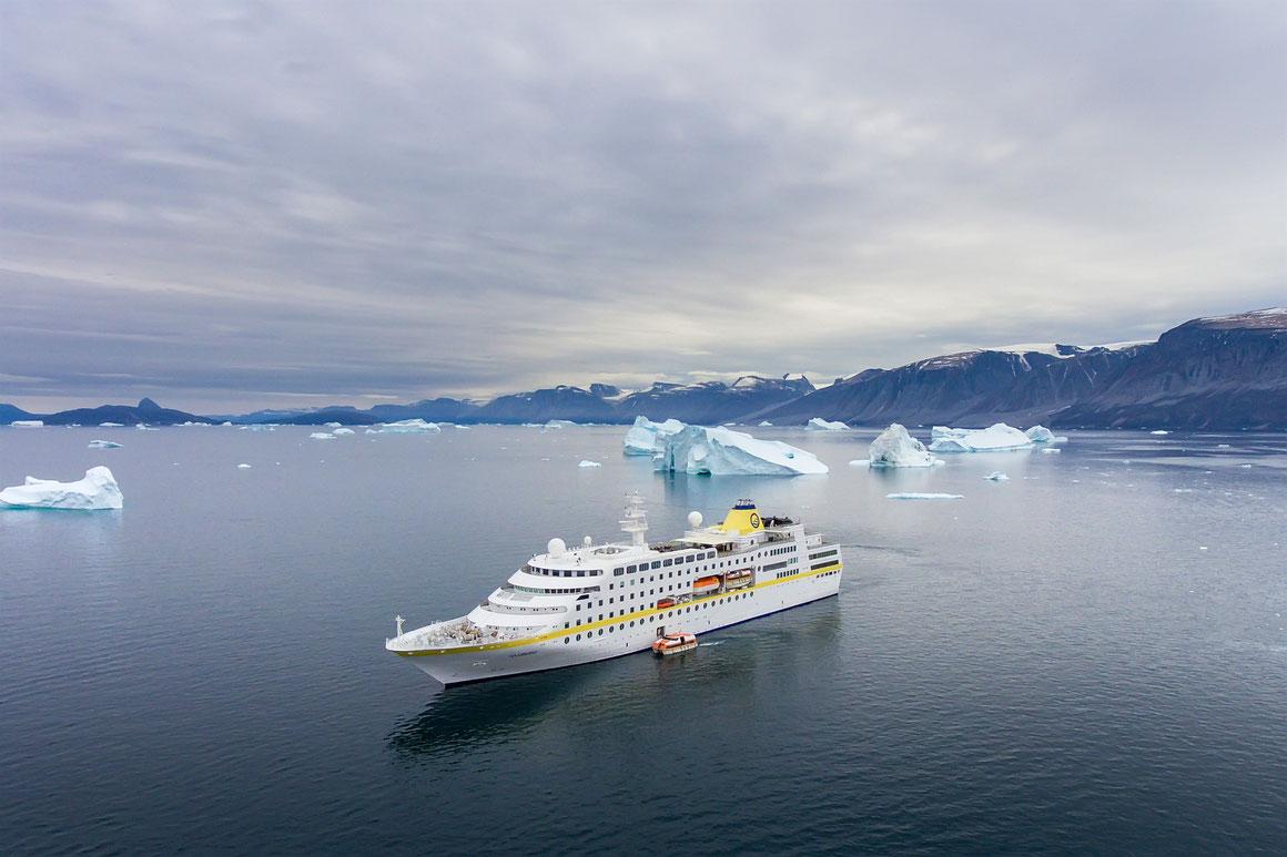 MS Hamburg Grönland