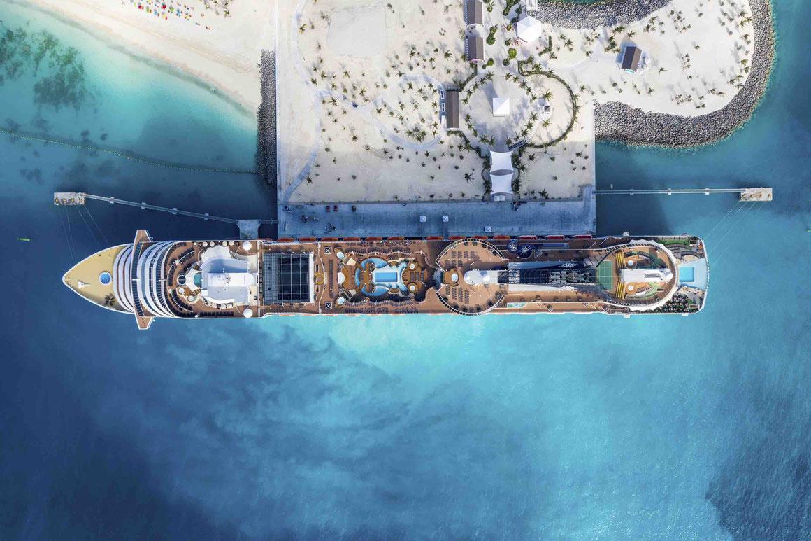 MSC Divina Ocean Cay