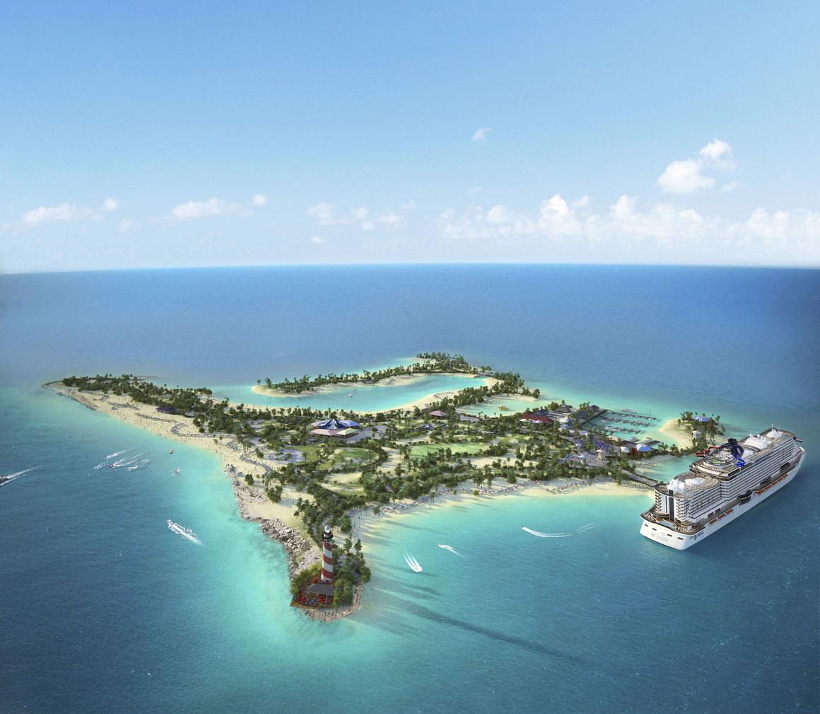 Ocean Cay MSC Marine Reserve Bahamas