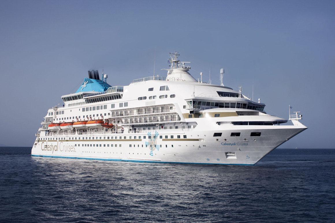 Celestyal Crystal Celestyal Cruises