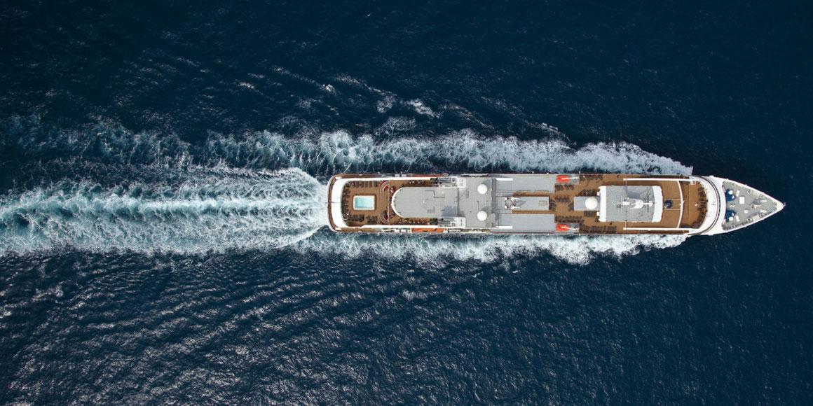 PONANT Cruises kostenfreies Wlan
