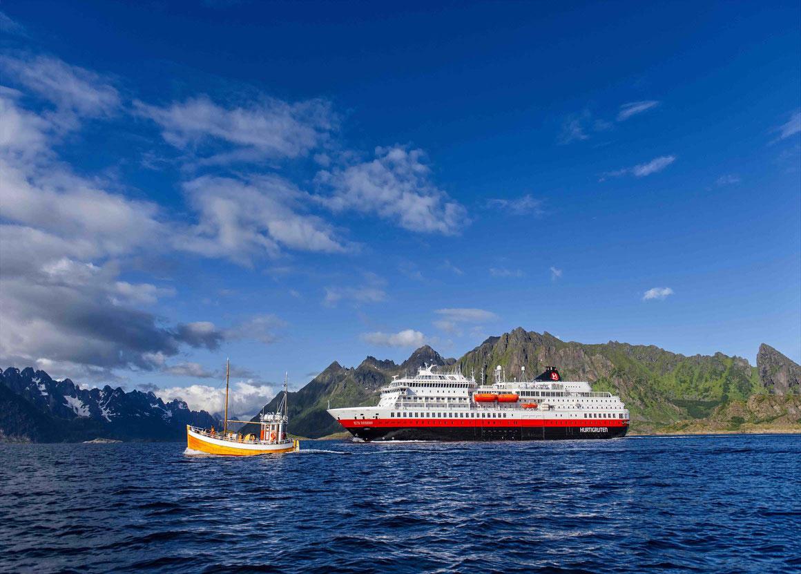 MS Otto Sverdrup Hurtigruten
