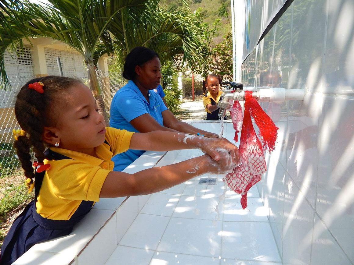 400.000 Seifenstücke pro Jahr sollen helfen, die Hygieneverhältnisse in Entwicklungsländern zu verbessern  ©Carnival Cruise Line