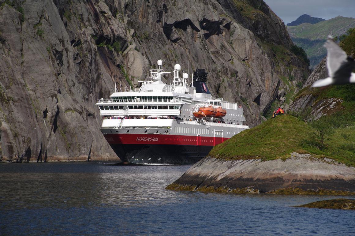 MS Nordnorge Hurtigruten