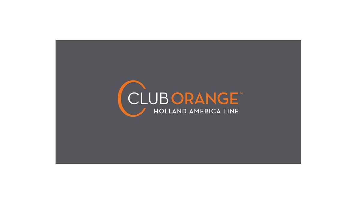 ,,Club Orange'' flottenweit bei HAL ab Oktober verfügbar |© Holland America Line
