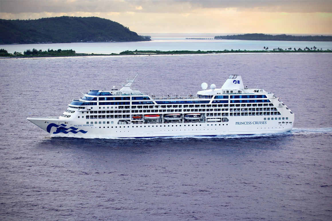 Pacific Princess Tahiti