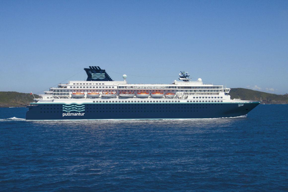 Pullmantur Cruises Zenith