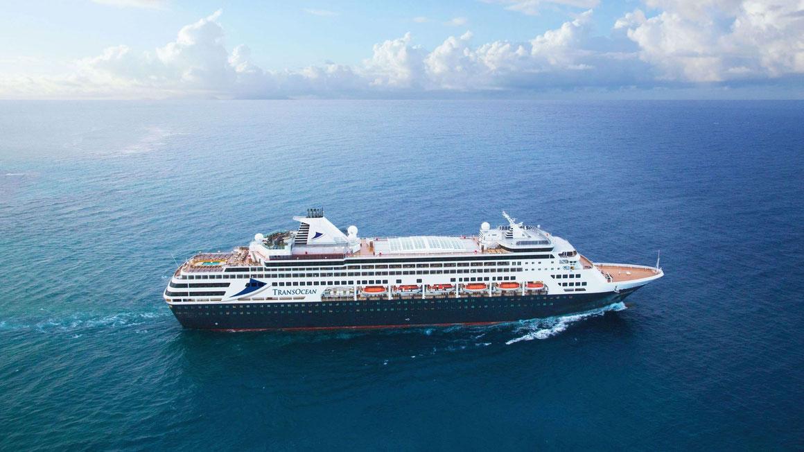 MS Vasco da Gama TransOcean Kreuzfahrten