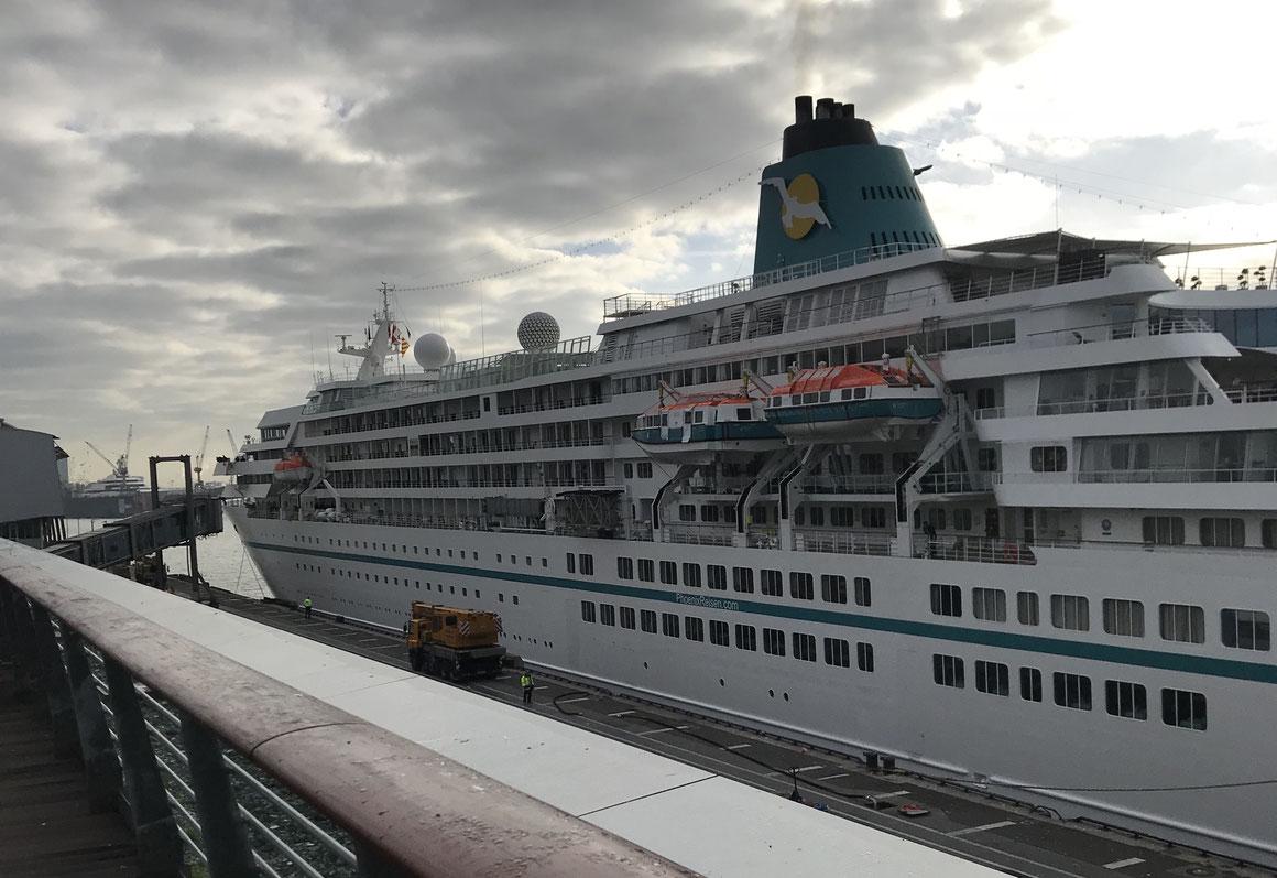 MS Amadea Hamburg