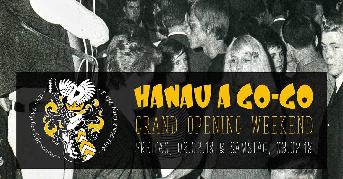 Bar hanau a go go