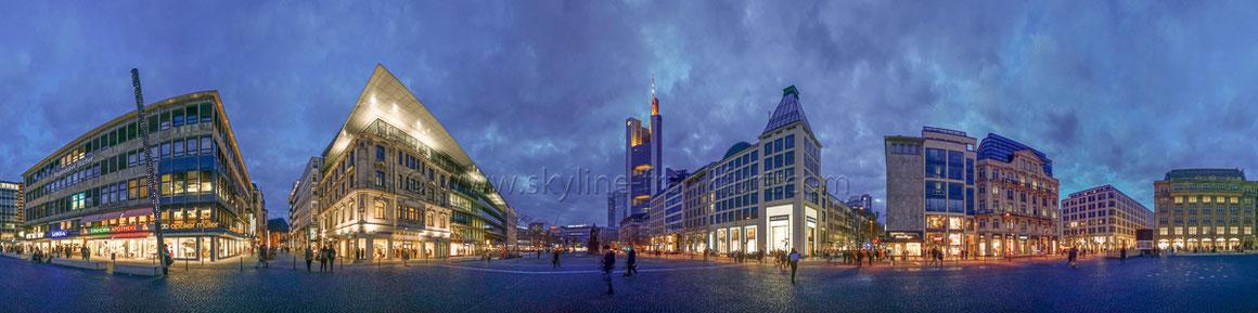 Goetheplatz in Frankfurt