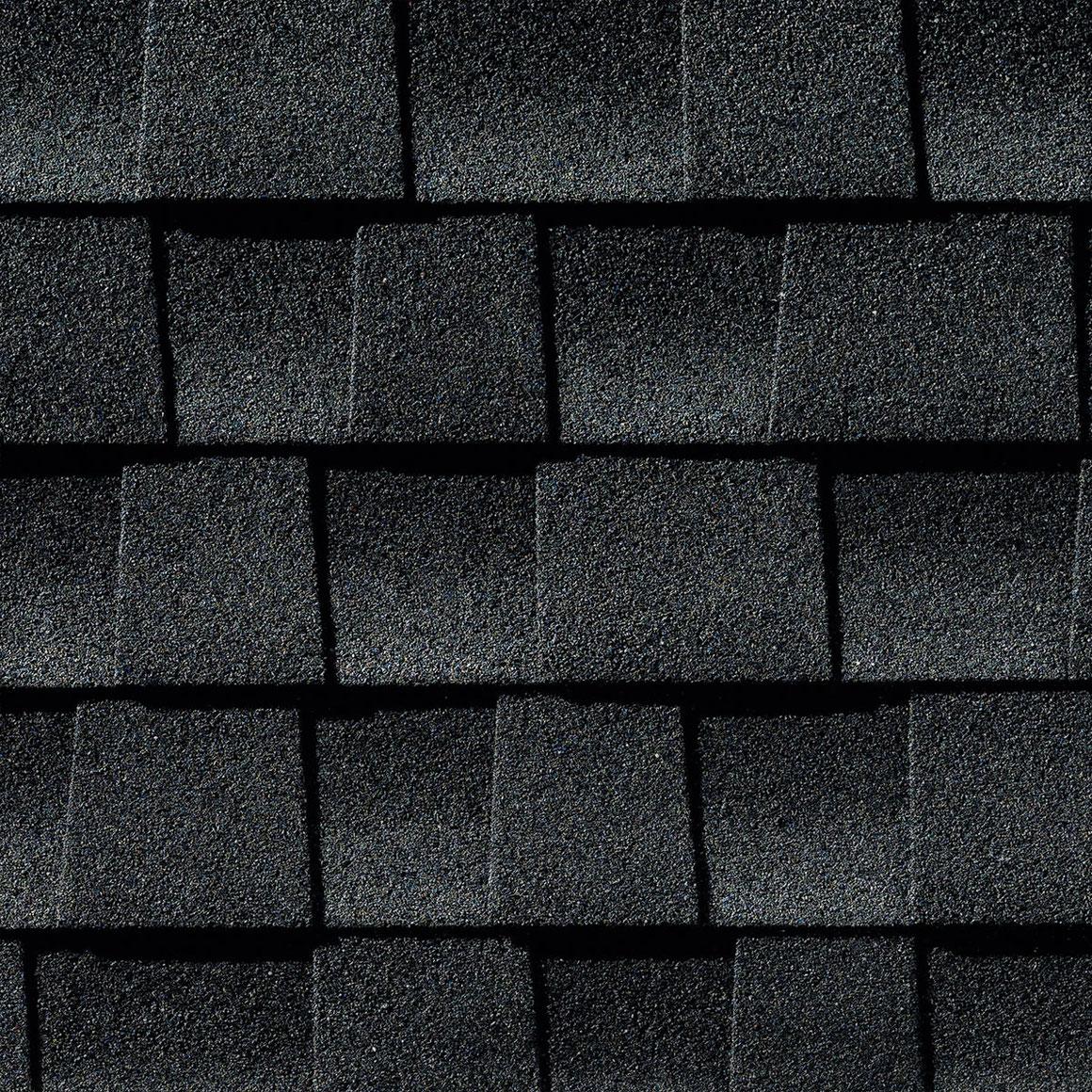 Gont bitumiczny laminowany GAF Timberline HD, kolor Charcoal