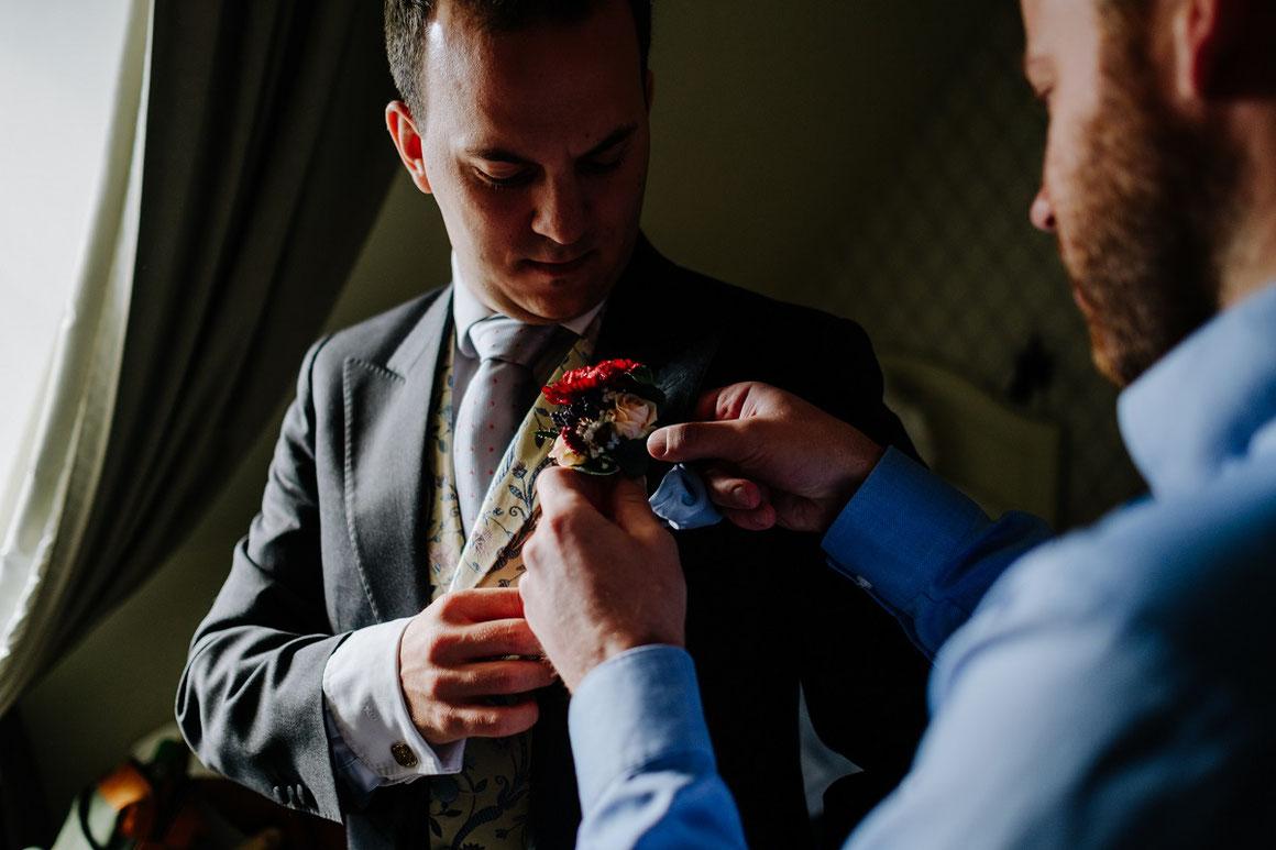 Hochzeitsfotograf Tipps & Tricks Trauzeugen