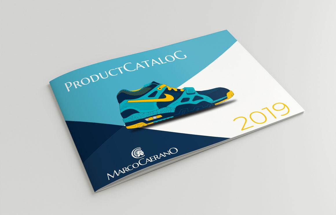 Marco Caerano Produktkatalog