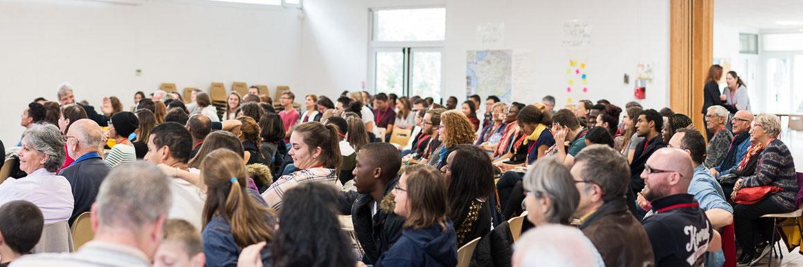 Du monde était présent aux Conférences MC4 !