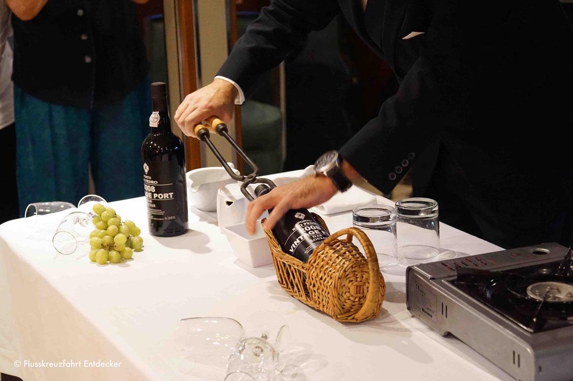 MS DOURO CRUISES Vintageportwein