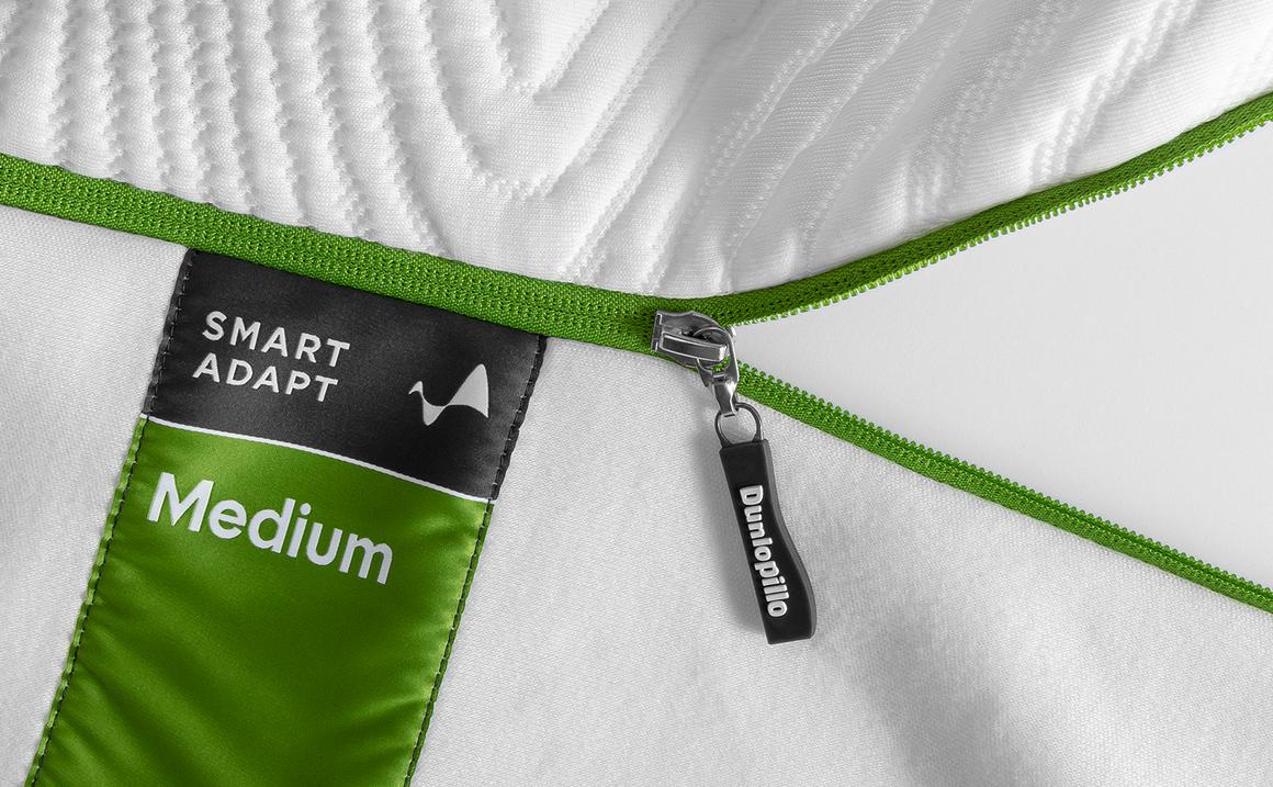 """Dunlopillo Matratze """"Smart Adapt Medium"""" günstig wie noch nie! SALE!"""
