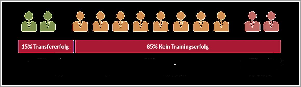 Transfertools, Transfererfolg, Trainingserfolg mit Staerkentrainer