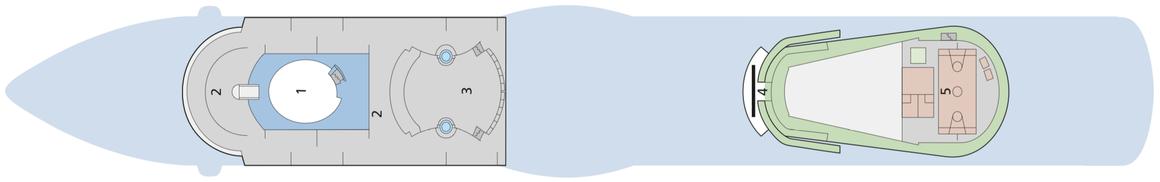 AIDAluna Deck 14