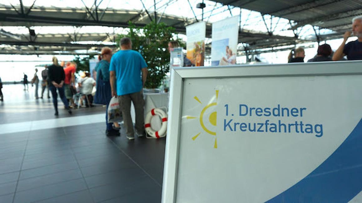 Dresdner Kreuzfahrttag