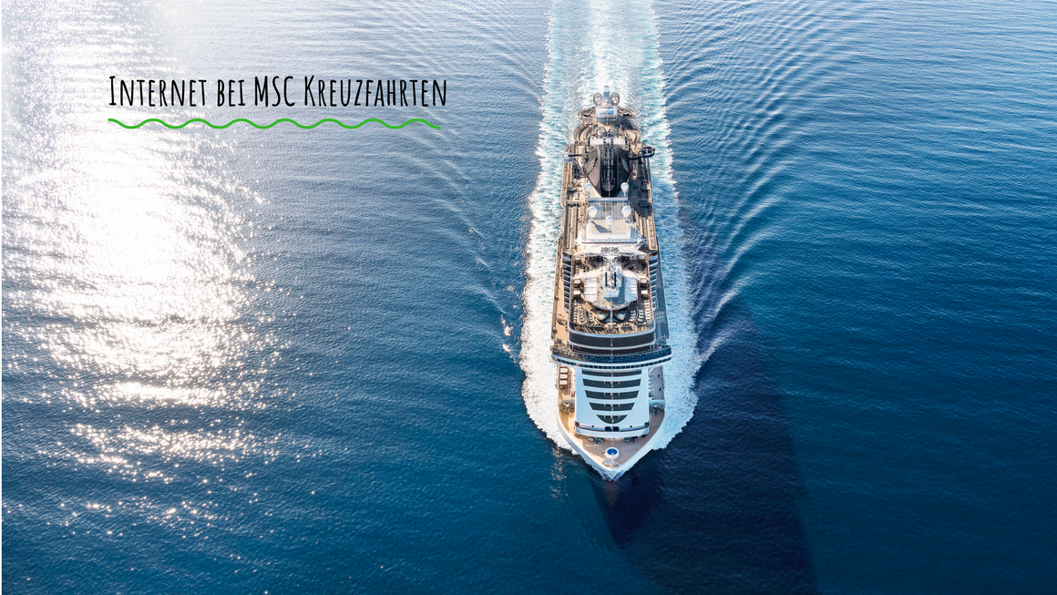 MSC Cruises Internet