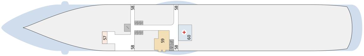 AIDAblu Deck 3