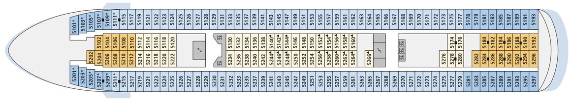 AIDAcara Deck 5