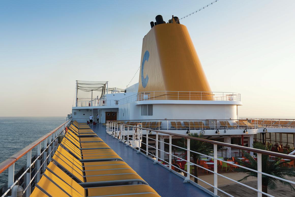 Costa Kreuzfahrten neuer Markenauftritt