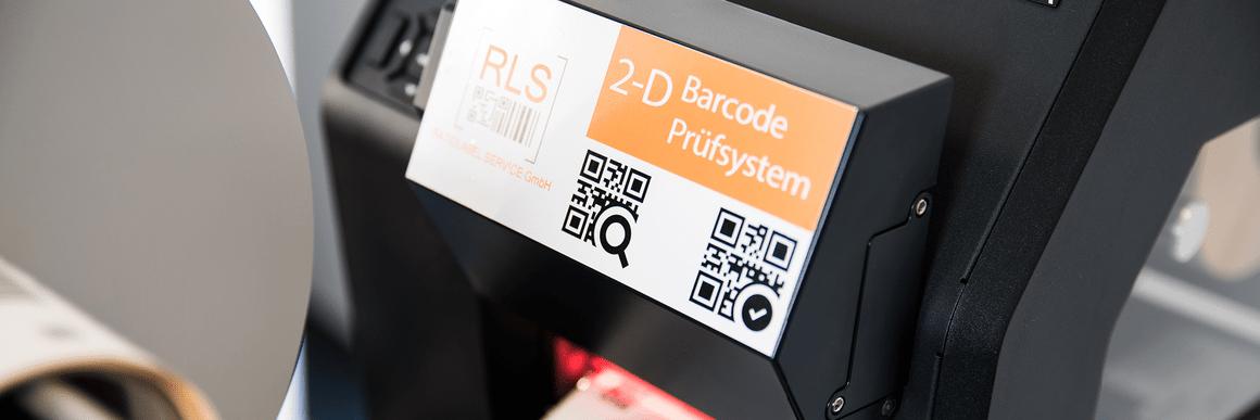 RLS Prinotrnix ODV-2D Barcodeprüfsystem