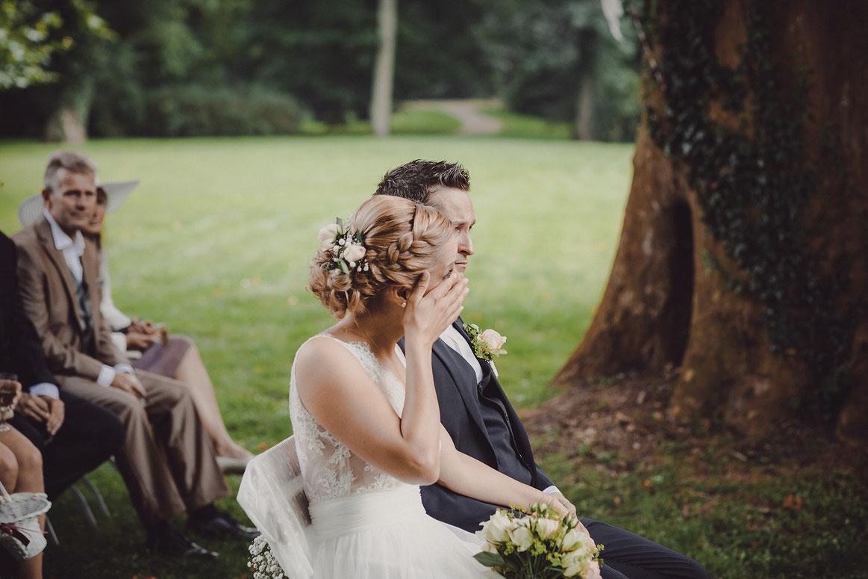 emotionale Braut