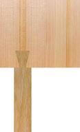 Oregon pine + Oak