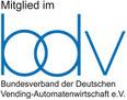 Mitglied im Bundesverband der Deutschen Vending-Automatenwirtschaft BDV