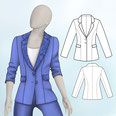 comment faire un patron de veste
